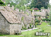 Bibury, A typical Cotswold village